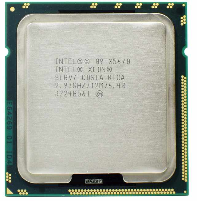 Detail Feedback Questions about Intel Xeon X5670 Processor
