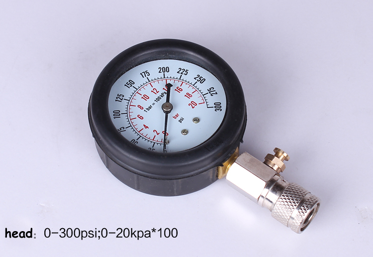 Multi-functional Cylinder Gauge Device Tools Cylinder Presure Gauge Automobile Cylinder Pressure Gauge