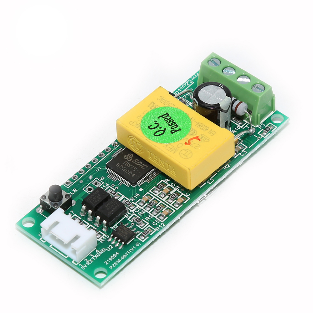 AC 80-260V 100A Electric Monitoring Module Multi-function Power Voltage Current Tester With CT