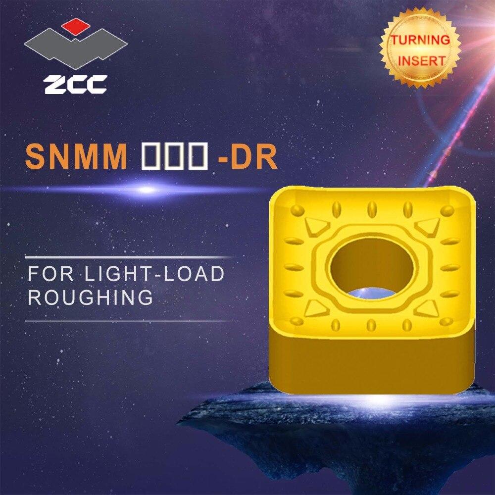 купить cnc inserts 10pcs/lot SNMM190612-DR SNMM190616-DR lathe cutting tools coated cemented carbide turning inserts steel finishing по цене 4894.74 рублей