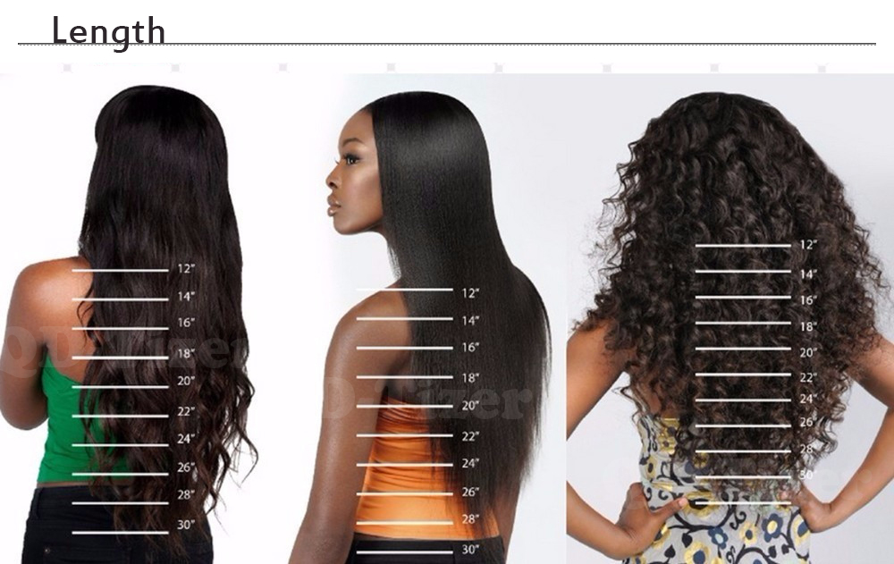 High Quality hair for wigs