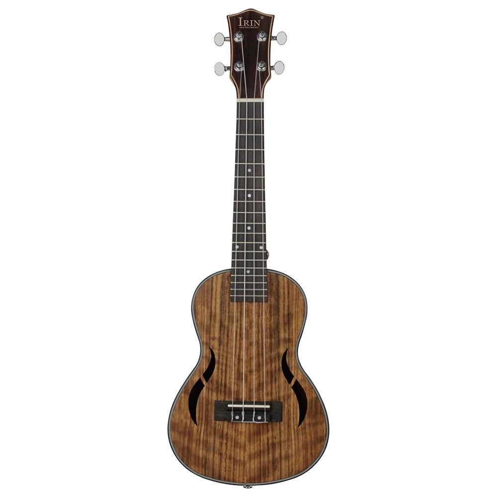 Corps de noix professionnel de haute qualité 26 pouces ukulélé jouet Instrument de musique noyer quatre cordes ukulélé jouet d'apprentissage Musical