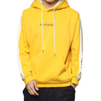 Fashion Brand Men 2017 Autumn Men Hoodies Sweatshirts Cotton Casual Male Hooded High Quality Fleece Warm
