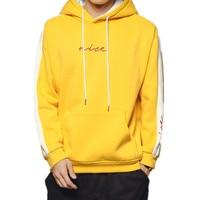 Fashion Brand Men 2017 Autumn Men Hoodies Sweatshirts Cotton Casual Male Hooded High Quality Fleece Warm