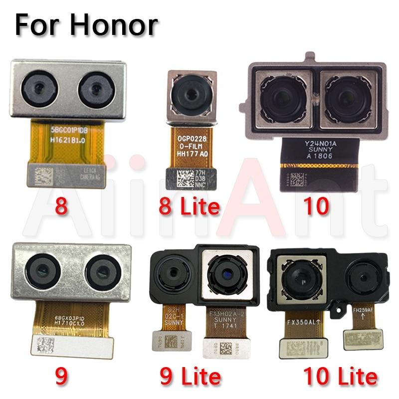 Original Big Rear Camera Flex Cable For Huawei Honor 6 7 7A 7X 7C 8 8X 9 9i 10 20 Lite Plus Main Back Camera Flex Phone Parts