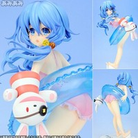 MCR Anime 18cm DATE A LIVE Yoshino Hermit action figure toys collection christmas toy doll with box