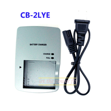 CB-2LYE CB-2LY Camera Battery Charger For Canon SX700 SX170 SX275 SX510 SX500 SX240HS IXUS200IS 300HS S90 S95 D10 NB-6L NB-6LH