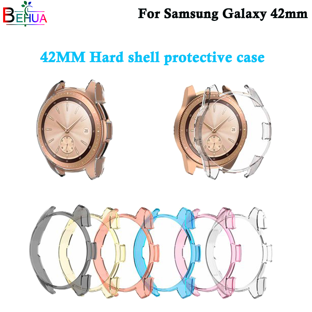 Galaxy 42mm Protective Case For Samsung Galaxy 42mm Smart Watch Hard Shell Comprehensive Protection Case Protective Accessories