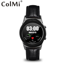 ColMi Reloj Inteligente VS15 MTK2502C Sync Notificación Heart Rate Tracker con Ranura Para Tarjeta SIM Compatible Android iPhone Smartclock