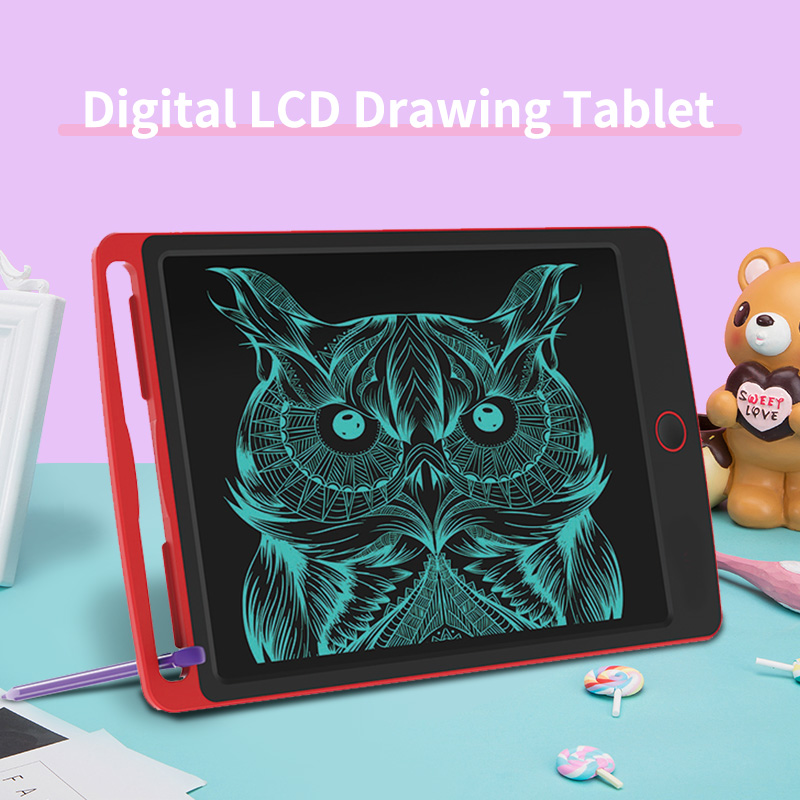 Drawing Tablet Kids LCD Digital Graphics Writing Paint Doodle Board Electronics Study Pad Graffiti Sketchpad Children Gift