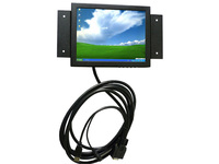 8 inch Open Frame Touch Monitor USB Touch Screen, 1024*768 300CD/M2