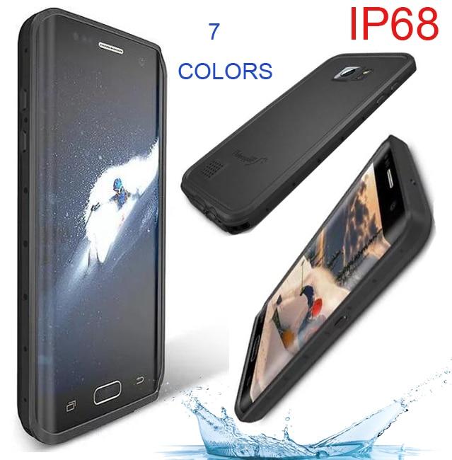 imágenes para Para Samsung S7 borde Original Redpepper Funda Impermeable Para Samsung Galaxy S7 borde Dirt Choque Nieve A Prueba de Agua cubierta del teléfono casos
