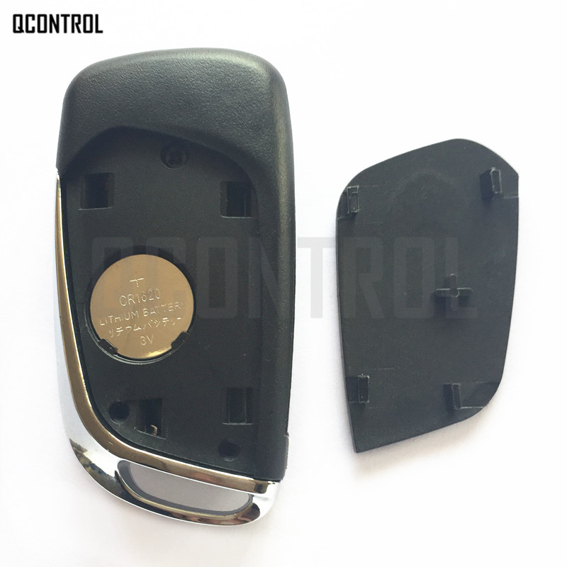 QCONTROL Upgraded Remote Key for CITROEN C2 (2005-2009) / C3 (2006-2009)