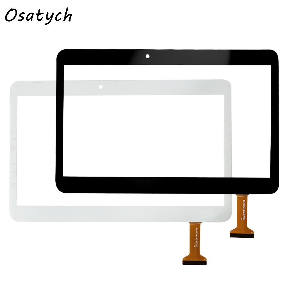 New 10.1 inch DH-1071A1-PG-FPC232 Tablet Capacitive Touch Screen External Glass Sensor Panel Free Shipping for nomi c10102 10 1 inch touch screen tablet computer multi touch capacitive panel handwriting screen rp 400a 10 1 fpc a3