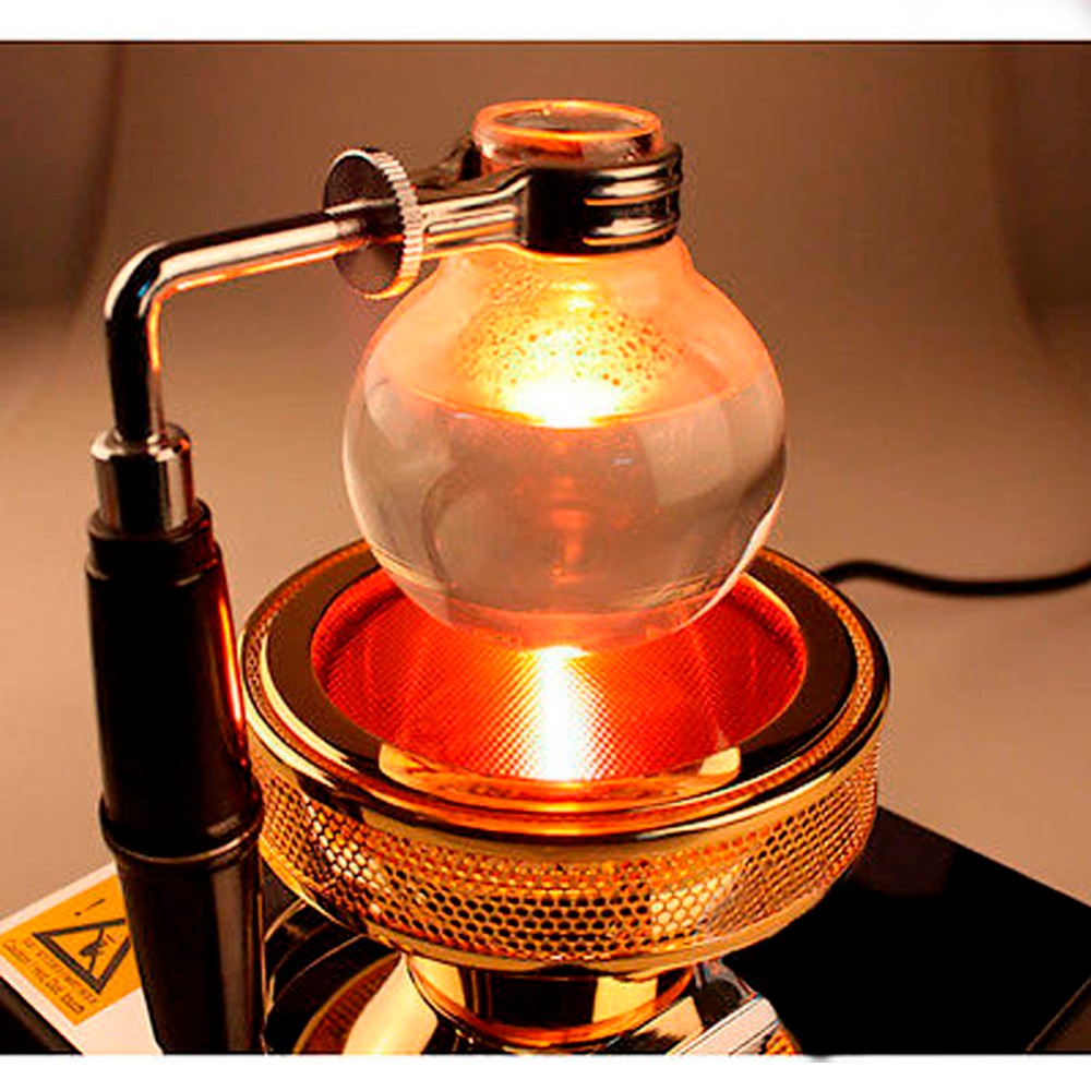High Quality 220V Halogen Beam Heater Burner Infrared Heat for Hario Yama Syphon Coffee Maker пляж на самуи