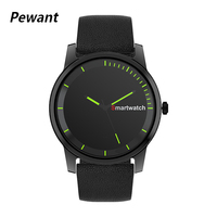 Newest Pewant Quartz Chargeable Smart Bluetooth Watch With Fitness Tracker Sleep Monitor Smartwatch For IOS Android