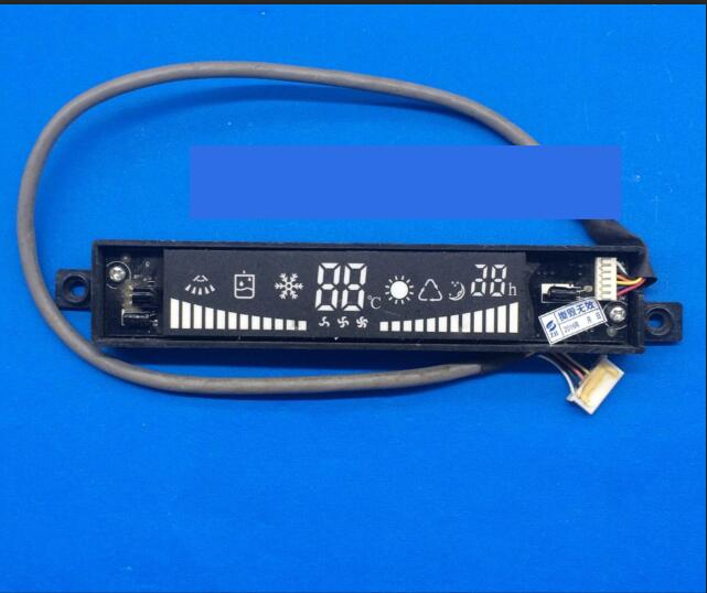 Original Air Conditioning Accessories For BD-ZG80A-01 Remote Control Signal Receiving Head FS-ZG80A Display Board/display Panel