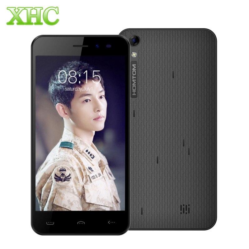 bilder für Homtom ht16 ht16 pro lte 4g handy ram 1g 2 gb rom 8g 16 gb 5,0 ''android 6,0 smartphone mtk6580 quad core 3000 mah handy