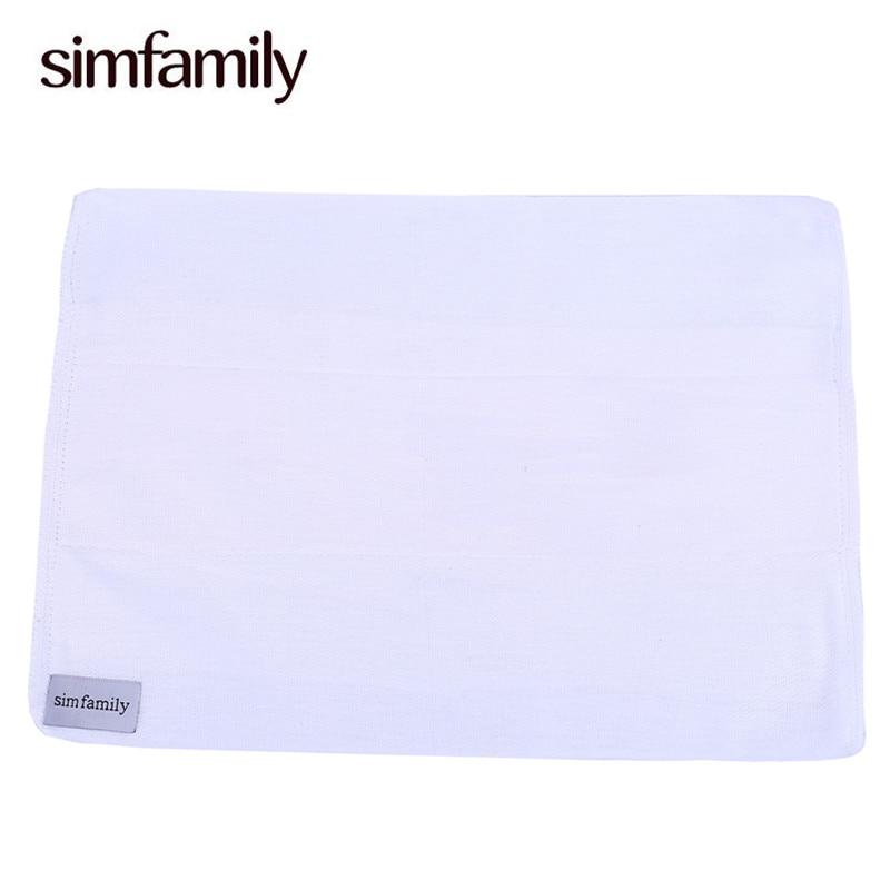 [simfamily] 6PCS opakovaně použitelná vrstva 4X6X4 z bavlněné - Plenky a trénink WC
