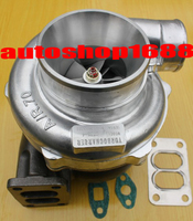 GT35 T3 flange TurboCharger Compressor A/R .70 Turbine A/R .82 oil and water cooled 4 bolts turbo