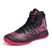 Big Size Lovers Basketball Shoes Men New Arrival High Top Cushioning Original Basketball Sneakers Women Outdoor Mens