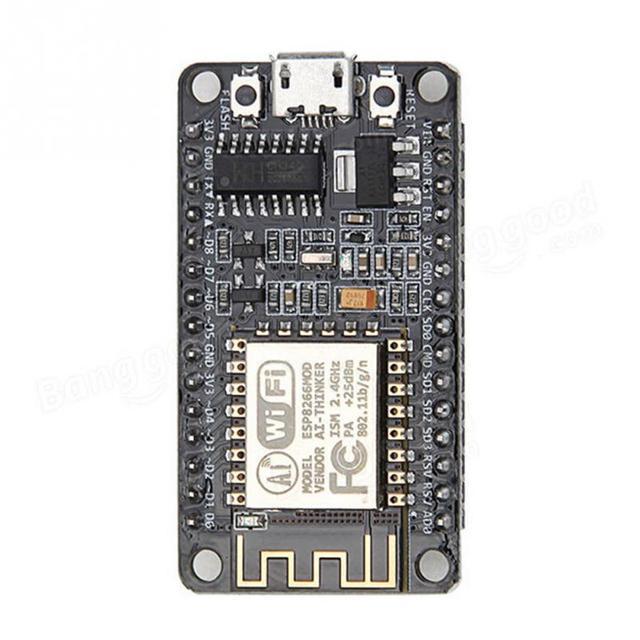 c5eb12749986a US $3.64 |2017 New Wireless module CH340 NodeMcu V3 Lua WIFI Internet of  Things development board based ESP8266-in Demo Board from Computer & Office  ...