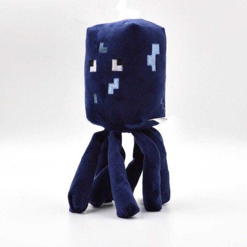 ヾ(^▽^)ノ10 sztuk/partia Squid 16 cm Minecraft Pluszowe Zabawki