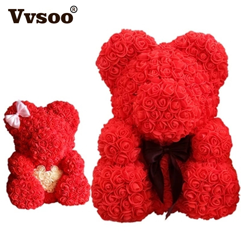 Vvsoo 1 шт. 150 мм/200 мм моделирование пенополистирол пенопласт белый медведь» из пены шары ремесел для DIY рождественские подарки вечерние украшения
