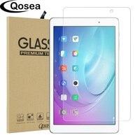 For Huawei MediaPad T2 Tempered Glass 9H Clear Scratch Resistant For Kddi Au Qua Tab 02