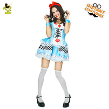 New Design Sexy Wonder-land Poker Princess Cosplay Costumes Carnival Party  Adult Women s Wonderland Belle 4e2c281993ce