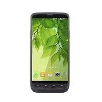 Android 5,1 умный сканер штрих кода Bluetooth, Wi Fi 1D 2D Беспроводной КПК 4 г сбора данных Barcode Reader
