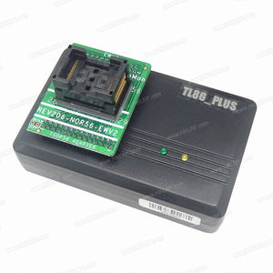 Image 5 - ProMan Professional Programmer Repair Tool TL86 PLUS Programmer+TSOP48 Adapter+TSOP56 Adapter Copy Nand Flash Chip Data Recovery