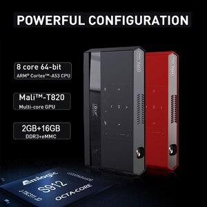 Image 4 - Smartldia H96 max Mini HD 4K العارض أندرويد 6.0 المزدوج 2.4G 5G واي فاي المنزل الذكي سينما proyector لعبة فيديو بلو توتر 4.1 متعاطي المخدرات