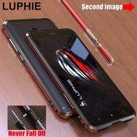 For Xiaomi Redmi Note 4x Bumper Original LUPHIE Aluminum Armor Border Luxury Metal Frame For Redmi