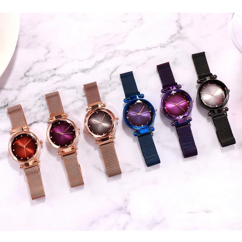 rose-gold-women-watches-starry-sky-magnetic-female-wristwatch-waterproof-rhinestone-clock-relogio-feminino-montre-femme
