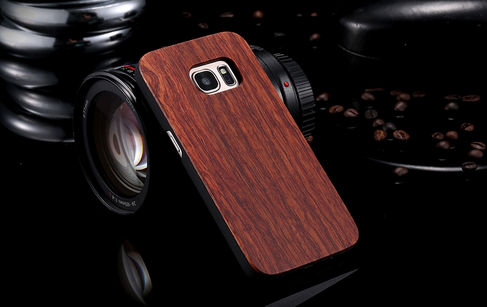 For Samsung Galaxy S8 Plus Real Wooden Case For Samsung S8 Galaxy S7 S6 Edge Back Cover (11)