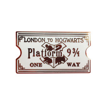 Hogwarts Express Tiket Pin(China)