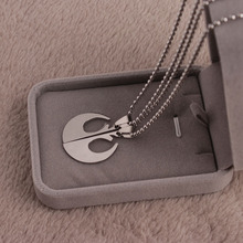 Star Wars Stainless Steel Lovers Necklace