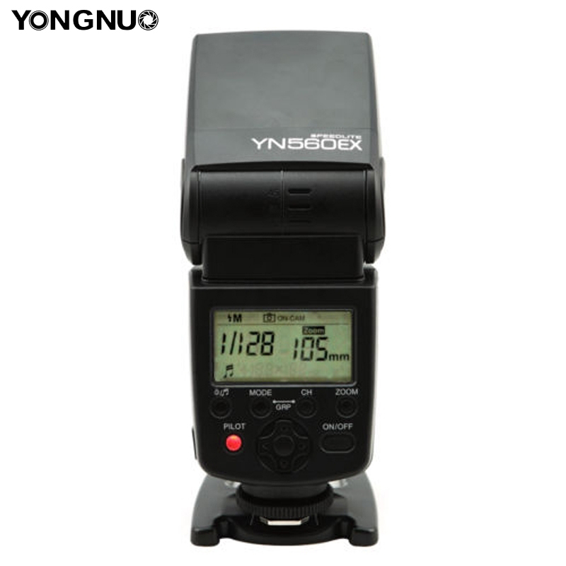 Flash Yongnuo YN560EX YN-560EX YN-560 EX (Support TTL) Speedlight Flash Flashlight Speedlite FOR CANON NIKON P15 ex 156 sbr suppressor flash hider for m4 black