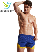 Quick Dry Swim Broad Beach Shorts Surfing Beach Shorts Plus Size Men Swimwear Camoulflage XXL Male Trunks Running Short Swimwear