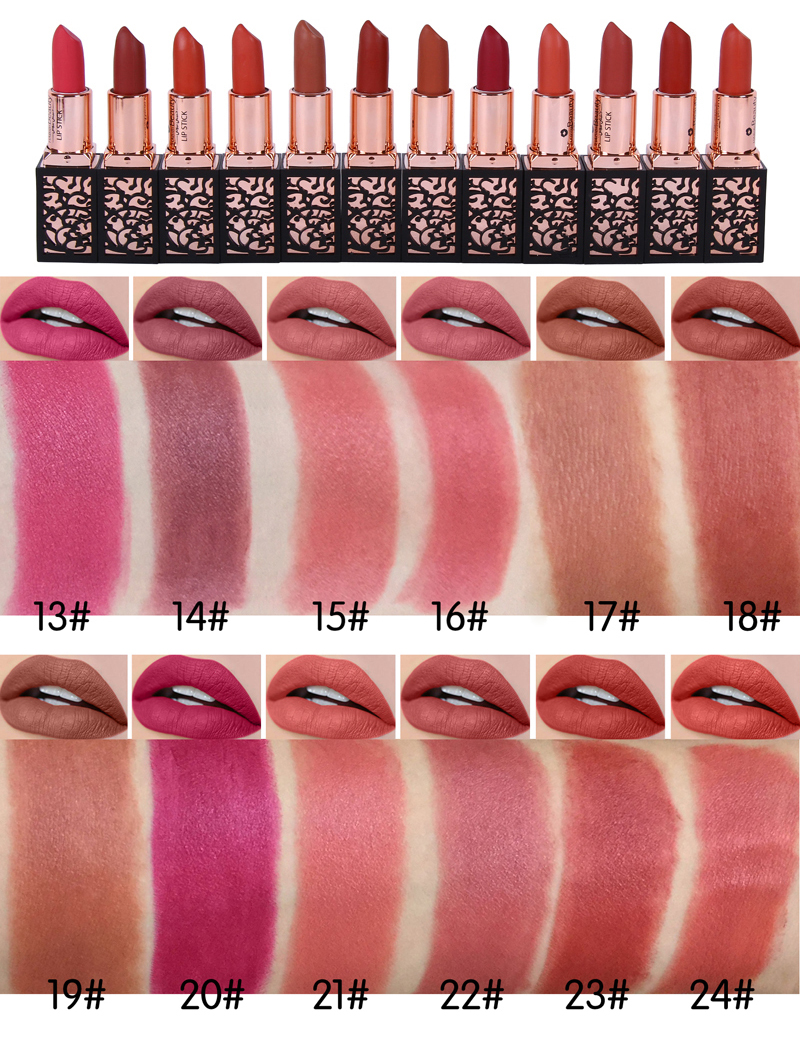 HB matt lipstick – theninjabeauty