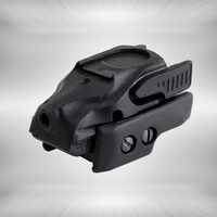 Tactical CMR 201 Rail Universal Micro Laser Sight For Rail Equipped Pistol And Air Rifles