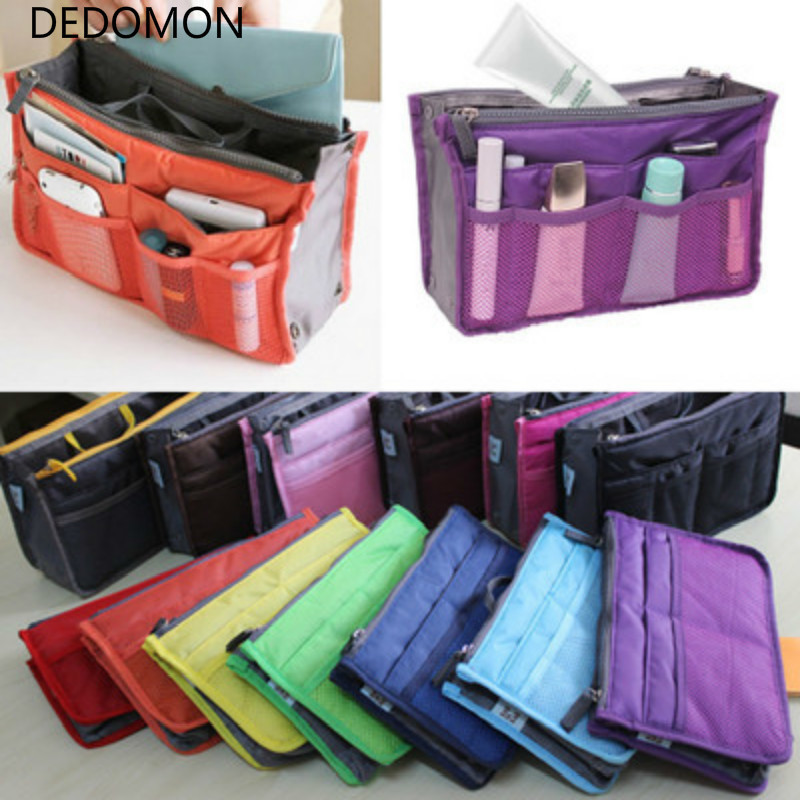 2019 Men WaterProof Folding Travel Bag Nylon Large Capacity Sundries Storage Women Bag Insert Packing Organiser Travel Accessory