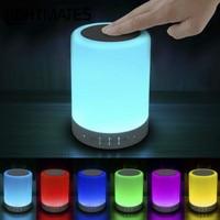 LED Baby Night Light Novelty Kids Night Lamp Girl Boy Gift USB Sensor With Bluetooth Music