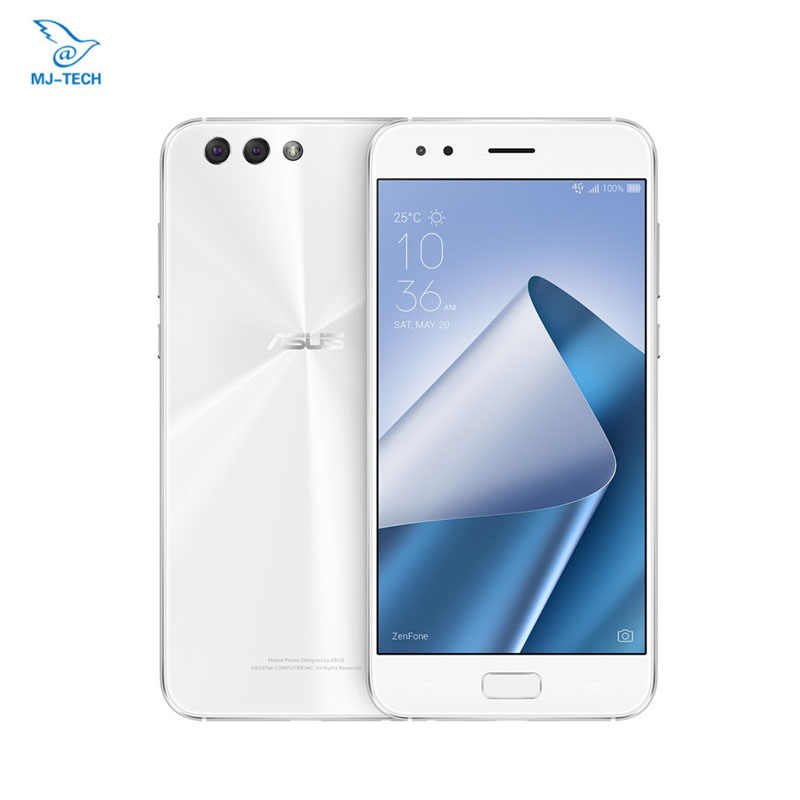 Global Version ASUS Zenfone 4 ZE554KL 4G 64G Smartphone 5.5'' Octa Core Snapdragon 630 NFC Android mobile phone OTA Update