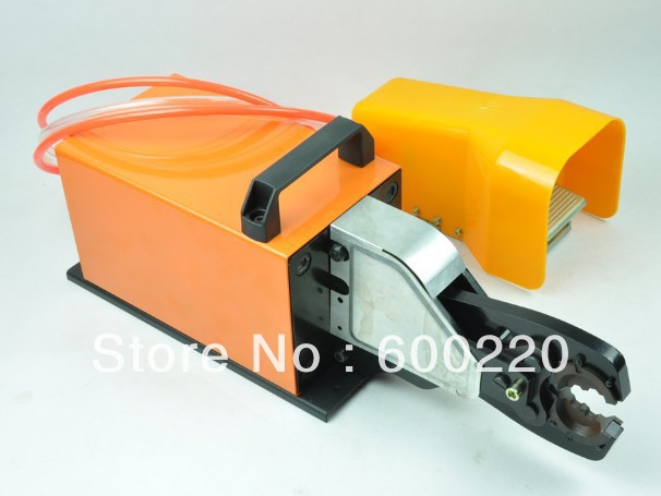 Pneumatic crimping tool(AM-70) for crimping non-insulated cable lugs 4-70mm2, pneumatic heavy duty crimping machine new pneumatic air crimping tool for crimping cable ferrules end sleeves am 6 4