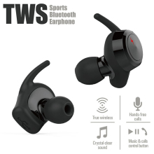 Moxpad M3 True TWS Wireless Bluetooth V4.1 Earphones In Ear Headset  Mini TWS Headphones For iphone samsung Stereo Earbuds