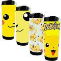 350 ML Garrafa de Água de Esportes à prova de Vazamento-Pokemon Portátil Esporte Ao Ar Livre Correndo Camping Viagens Copo Drinkware BPA Garrafa De Pikachu livre