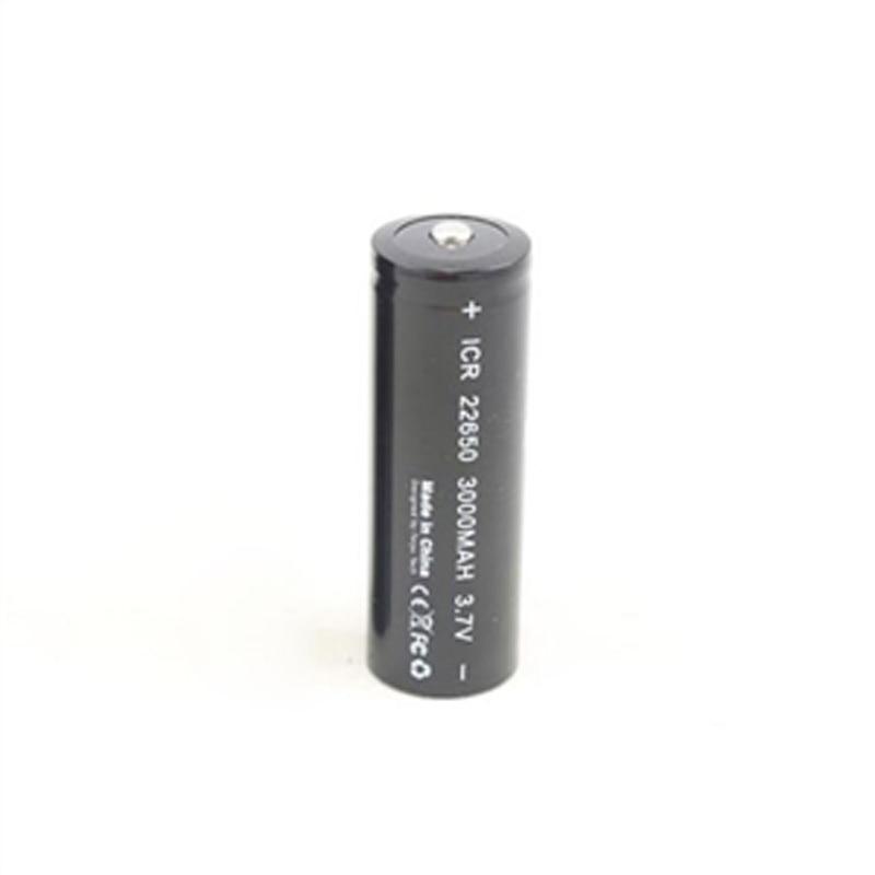 Original 22650 3000 mAh 3,7 V Li-po Batterie für Feiyu G5 (FY Feiyutech G5) BESCHWÖREN SPG/SPGLive/G5 Gimbal Ersatzteile Zubehör