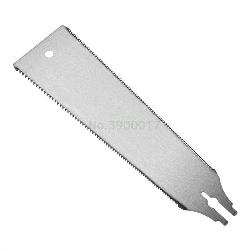 Hand Pull Saw Blade Replacement 250D/265B/225P Flexible Fine-toothed Woodworking Household Tool Timbers PVC ABS Pipes Pruning